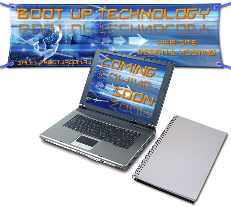 Boot Up Technology - Coming Soon